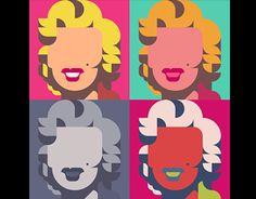 Andy Warhol -POP ART-