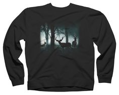 Guardians of the Forest Sweatshirt