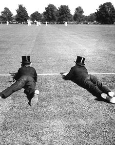 Pupils from Eton watching cricket, June 1933, by Bill Brandt