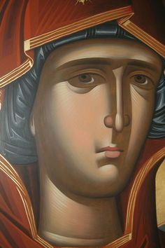 Byzantine Icons, Ikon, Fresco, Mona Lisa, Artwork, Painting, Fresh, Work Of Art, Auguste Rodin Artwork