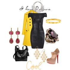 """""""red bandage dress jennifer love hewitt wear in the client list"""" by starry96 on Polyvore"""