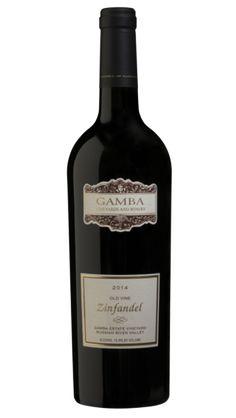 Gamba 2014 Family Ranches Zinfandel – Gamba Vineyards and Winery