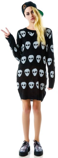 Evil Twin Invasion #Tunic #Jumper #gift