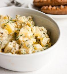 Vegaanihaaste - Uuden vuoden perunasalaatti