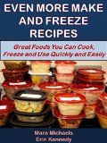 Free & Cheap eBooks from Amazon: Freezer Meals, Weight Watcher's, Budgeting, Gardening