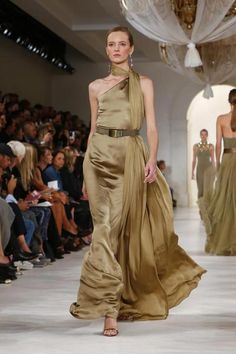 8f40660e1a6f NYFW  Ralph Lauren Spring Summer 2015 collection 1 - Chinadaily.com.cn