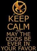 Hunger Games Keep Calm Quote