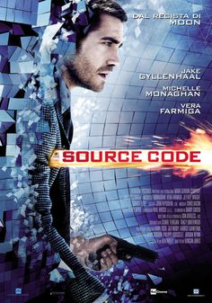 Source Code (2011) - An action thriller centered on a soldier who wakes up in the body of an unknown man and discovers he's part of a mission to find the bomber of a Chicago commuter train.