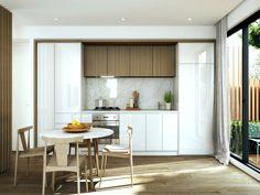 The Union Apartments - Kitchen