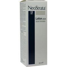 NEOSTRATA Lotion Plus 15 AHA:   Packungsinhalt: 200 ml Lotion PZN: 02711662 Hersteller: IFC Dermatologie Deutschland GmbH Preis: 26,79…