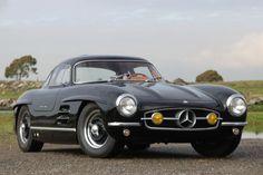 1955 Mercedes-Benz 300 SL Gullwing