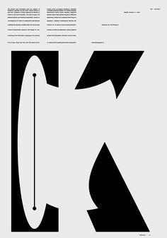 """""""K"""" for Karol Radziszewski.   Parallel Practice"""