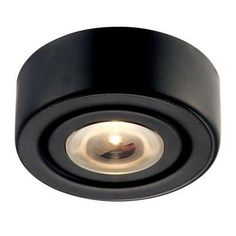 (CLICK IMAGE TWICE FOR UPDATED PRICING AND INFO) #home #homeimprovement #homedecor #lighting #undercabinetlighting #lightandfixture  See more undercabinet ligthing and fixtures  at  http://www.zbrands.com/Under-Cabinet-Lighting-Fixtures-C48.aspx - Alico Under Cabinet Lighting Fixtures - One Light LED Puck Light Finish: Black