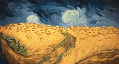 Loving Vincent: The First Feature Length Painted Animation Will Explore the Life and Death of Vincent Van Gogh painting movies animation