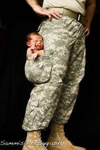 Soldier Daddy  ©sammisphotography.com  @U.S. ARMY