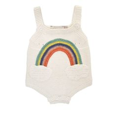 Dotty Rainbow Body - Stella McCartney Kids Online - Kinderkleding Webshop Goldfish.be