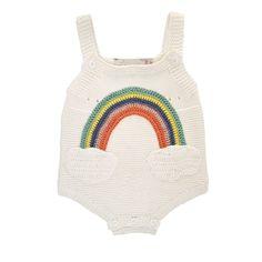Stella McCartney Dotty Rainbow Body