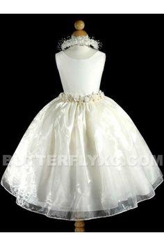 Flower Girl Dresses, First Communion Dresses, Wedding Dresses from Flower Girl Pageant Easter Party Dress #A8003 - Flower Girl Dresses - Buy Special Event Dresses for Less
