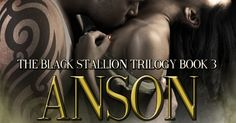 Happy COVER REVEAL of Anson by Alta Hensley & Maggie Ryan  We are thrilled to share with you the cover of book 3 in The Black Stallion Trilogy Anson by Alta Hensley and Maggie Ryan.  ADD TO GOODREADS: http://ift.tt/2mgdOa7  Blurb:  USA Today Bestselling Authors Maggie Ryan and Alta Hensley join forces again to bring you the third novel in this action-packed romantic suspense trilogy full of bad boys and the women who love them.  Sinisterpassionfreedom.  Anson Steele along with his two…