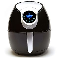There are a bunch of versions of this and I don't think he has a preference. He just likes the idea of an Air Fryer