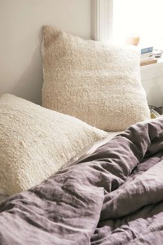 Vintage Hemp Pillow - Urban Outfitters