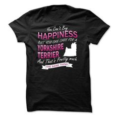 I Love My Yorkshire Terrier T Shirts, Hoodie