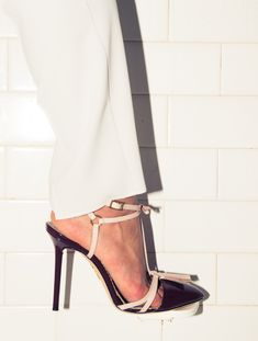 If her shoes could talk? They'd say something pretty hilarious. http://www.thecoveteur.com/margaret-zhang/