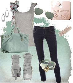 """""""..."""" by frannietop on Polyvore"""