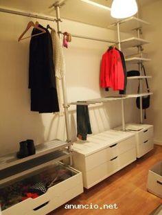 Ikea, Entryway, Closet, Furniture, Home Decor, Entrance, Armoire, Decoration Home, Ikea Co