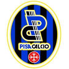 PISA CALCIO   -- Pisa  old badge used 1980s