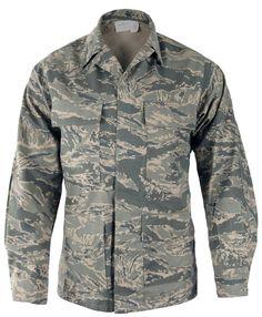 ABU Tiger Stripes Air Force Combat Shirt