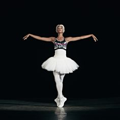 With strength and grace, the NYC Ballet rehearses in the Swan Pack | PUMA Fierce Strap Swan