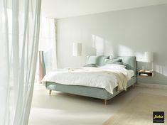 helle Schlafzimmergestaltung Cozy House, Interior Design, Furniture, Home Decor, Continental, Bedrooms, Flat, Bathroom, Bedroom