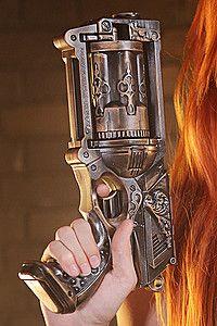 Steampunk Maverick Nerf Gun