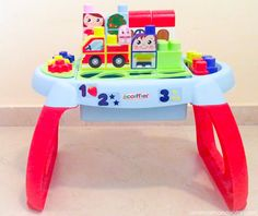 Mesa de Actividades Discovery Abrick ▲▲▲ www.unamamanovata.com ▲▲▲ #unamamanovata #niños #juguetes