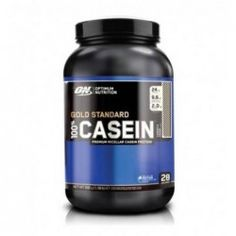 ON Casein Gold standard 908 g Container, Gold, Canisters, Yellow