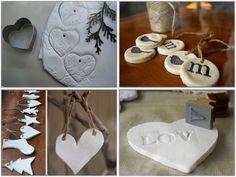 Source: Littlepieceofpie, Lisa Leonard Blog, Garden Mama, Sarah Stitched, PinterestJeg er helt pjattet med denne DIY-idé, så blev lige nødt til at dele den med jer. Det er virkelig en nem og billig måde selv at lave små julevedhæng på, som f.eks. kan h&a