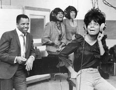 Berry Gordy and The Supremes,