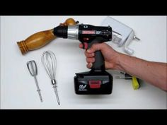 Use a Cordless Power Drill in the Kitchen to Super Charge Pot Scrubbing, Whisking, and More