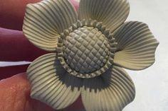 ceramic anemone flower
