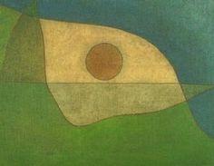Paul Klee - Gaze of Silence