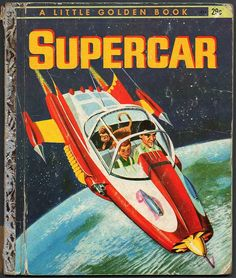 I still dream about Supercar by wackystuff, via Flickr