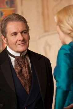 Robert Bathurst (Lord Davenport) in Episode Six of Dracula 'Of Monsters and Men' - sky.com/dracula