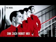 Kraftwerk - The model (Dim Zach Robot MIx) - YouTube