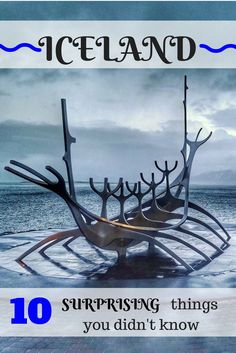 Iceland land of Fire and Ice is still a mystery! Read about 10 interesting things about Iceland!
