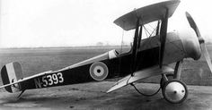 """""""Bristol Scout."""" It was realised that aircraft could locate the enemy, even if early air reconnaissance was hampered by the newness of the techniques involved. Early scepticism and low expectations quickly turned to unrealistic demands beyond the capabilities of the primitive aircraft available."""