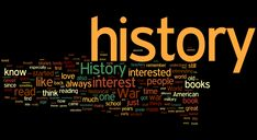 For those passionate about their major and history.