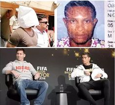 Nigerian Cristiano Ronaldo Fan Murders Lionel Messi Fan In India During Argument Over Football Match   Midday reports that the incidence took place at a mutual friends house where Michael had gone to celebrate his birthday. After the party which started Saturday many of their friends left by Sunday morning leaving behind only Nwabu and Michael who were watching football. The two kicked off a discussion that soon degenerated into a violent argument over their favourite stars.  Reports state…
