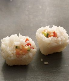 Ice-cube-tray sushi recipe - Style At Home