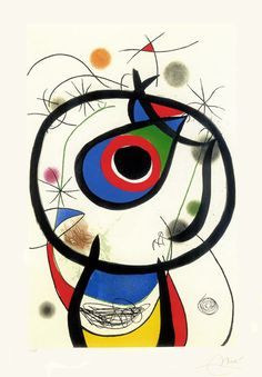 Joan Miro' (zu'an Miro') - Join The Conversation @ The Forum Site